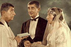 Andrej Babiš: Svatební cesta do voličova podvědomí