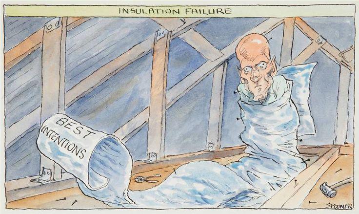 Insulation Failure, John Spooner (supplied)