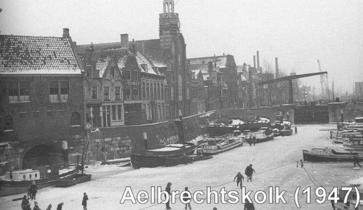 Aelbrechtskolk 1947