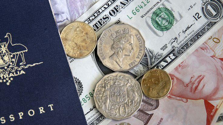 El tipo de cambio de la moneda australiana
