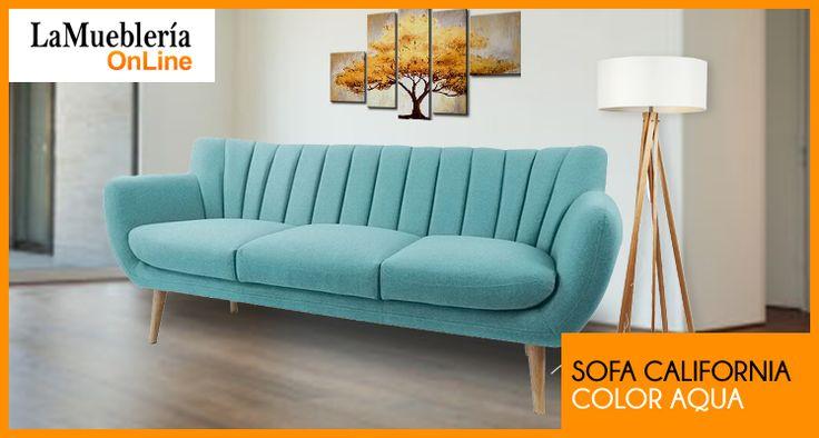 19 best sofas nordicos escandinavos en la muebleria online for Mueblerias on line