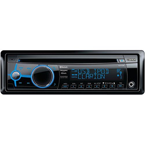 Clarion CZ702 Vehicle CD Digital Music Player Receiver  http://www.productsforautomotive.com/clarion-cz702-vehicle-cd-digital-music-player-receiver/