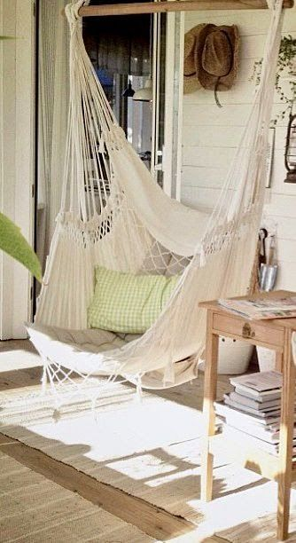 top 25 best bedroom hammock ideas on pinterest indoor hammock diy room ideas and easy diy. Black Bedroom Furniture Sets. Home Design Ideas