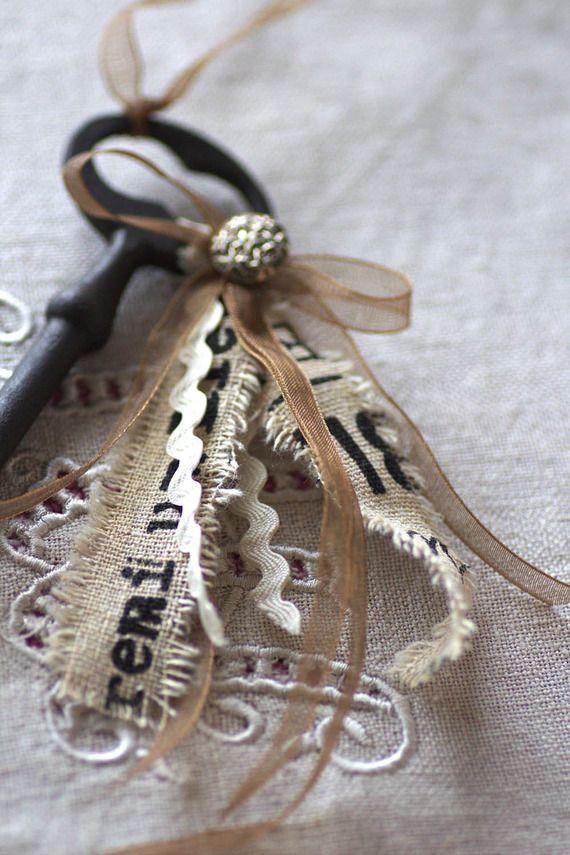 25 best Les clés du bonheur images on Pinterest Old keys - installer un cadre de porte