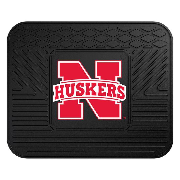 Nebraska Cornhuskers NCAA Utility Mat (14x17)