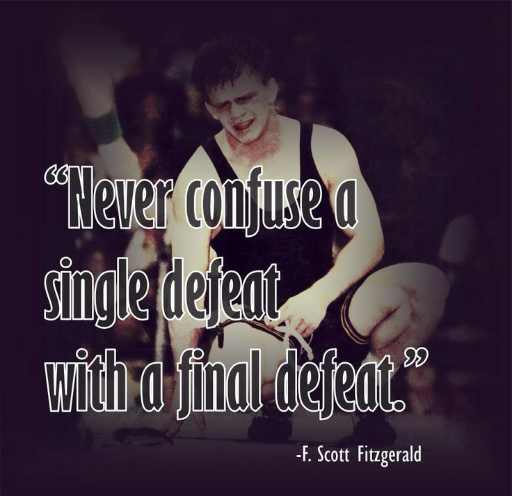 wrestling quotes and sayings | Bishop Kelly Wrestling