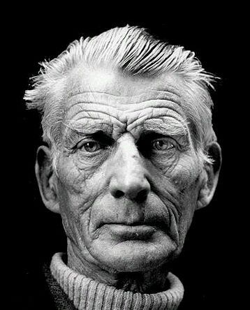 Samuel Beckett (1906-1989) - Irish avant-garde novelist, playwright, theatre director, poet. Nobel Prize Literature in 1969. Photo © Jane Bown