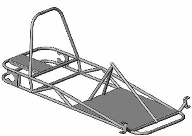 An excellent step by step guide to building a go kart frame!