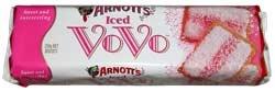 Arnotts iced VoVo