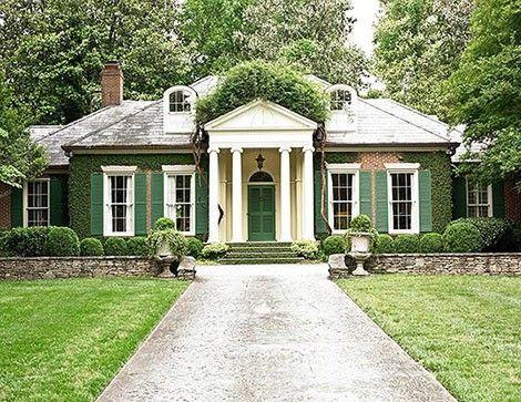 Best  One Story Houses Ideas On Pinterest One Floor House - Exterior house design one floor