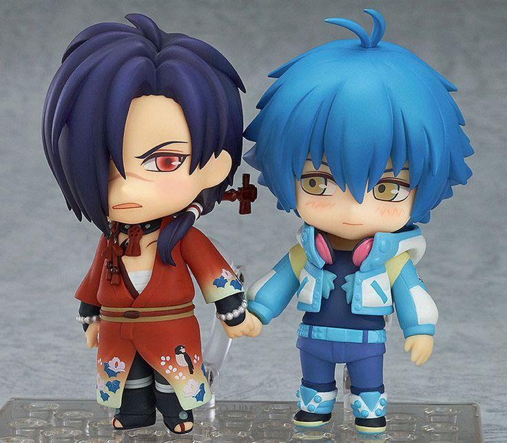DRAMAtical Murder Nendoroid - Bundle Koujaku &  Aoba  10 cm