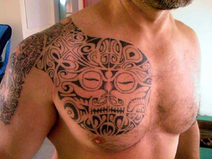 tendance tatouage polyn sien pectoraux paule tatouage pinterest. Black Bedroom Furniture Sets. Home Design Ideas