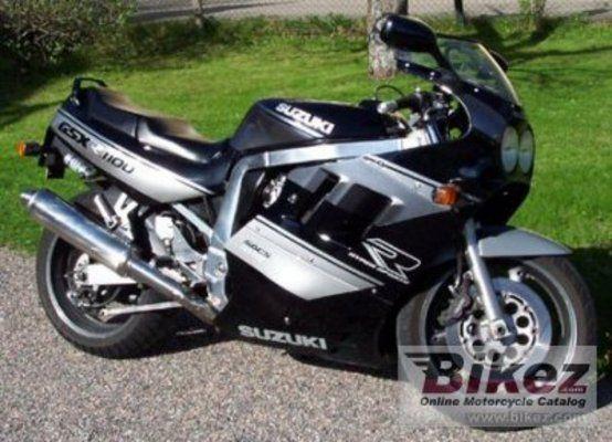 DOWNLOAD! (50 MB) 1989 - 1992 SUZUKI GSXR1100 ( GSX-R1100 GSXR 1100 ) MOTORCYCLE SERVICE MANUAL / REPAIR MANUAL -