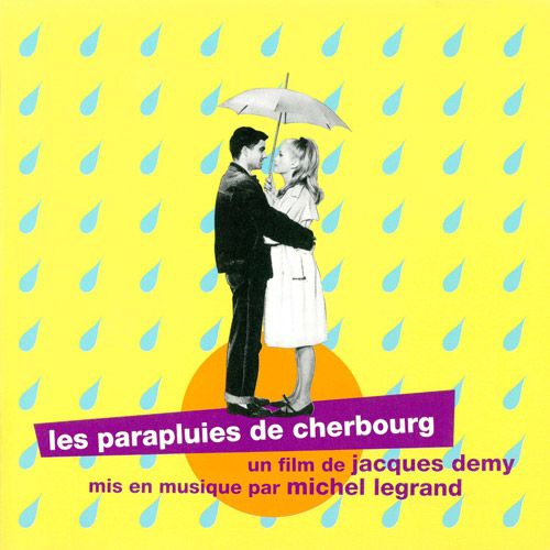 Les Parapluies de Cherbourg: http://www.youtube.com/watch?v=RhBbKvb3IKA&feature=related