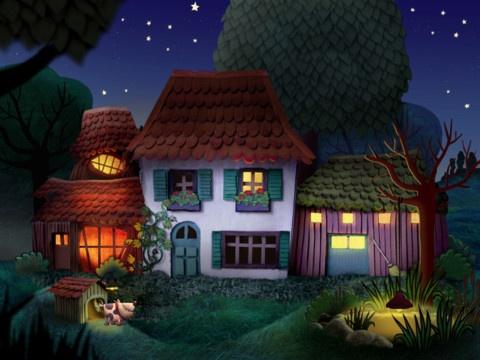 App'en Nighty Night har et hyggeligt og meget stemningsfuldt univers, ikke mindst på grund af de fine illustrationer.    Klik og læs en gennemgang af app'en på bloggen borneboger.nu.