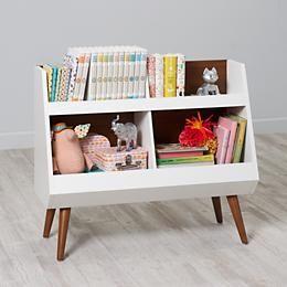 Kids Bookcases & Kids Bookshelves   The Land of Nod