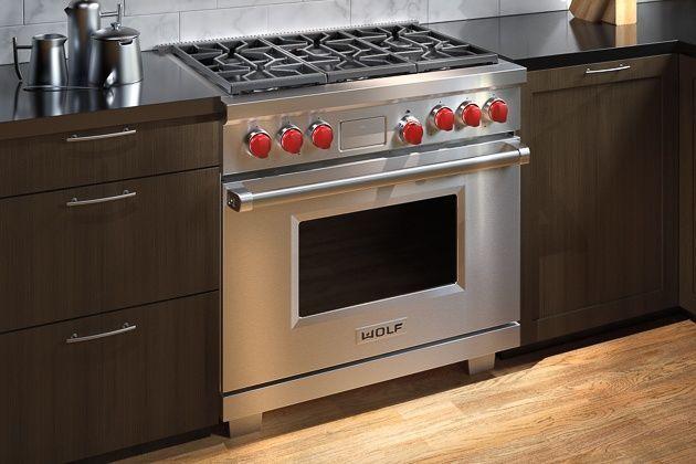 The Best High End Ranges Wolf Stove Wolf Range Kitchen Kitchen Stove