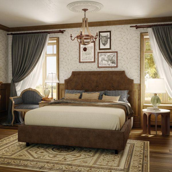 Walton Bedframe - Viking Casual Furniture