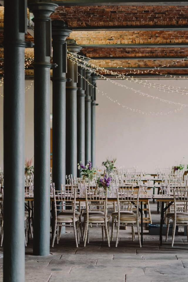 Wedding Venues in West Yorkshire, Yorkshire & Humberside | The Arches @ Dean Clough | UK Wedding Venues Directory - Image courtesy of The Arches @ Dean Clough.