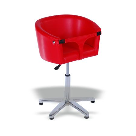 Sienna Stool (OS-008) $290.00 (GST Excl.) Production/delivery time 10-12 weeks 52D×54W×76(96)Hcm Height adjustable gas lift; High density fo...