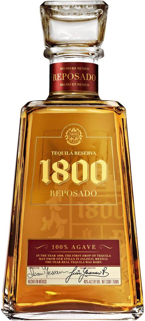 1800® Tequila | Reposado