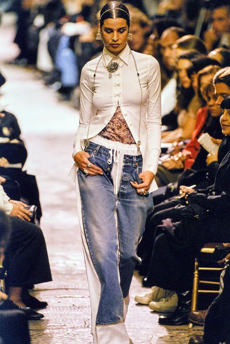 Jean Paul Gaultier Spring 1994 Ready-to-Wear Fashion Show