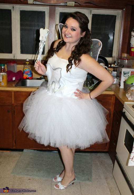 Tooth Fairy Costume Diy