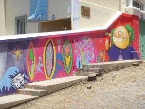 Blogger Traveller Arte Urbano - Valparaiso
