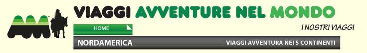 Viaggi Avventure nel Mondo - I nostri Viaggi in NORDAMERICA - GREAT NORTHWEST