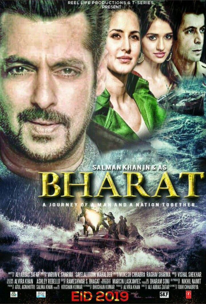 Bharat (2019) Hindi HDRip 480p 720p Download Watch Online | Hindi movies,  Movies 2019, Latest movies