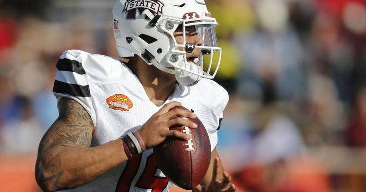 The Dallas Cowboys selected Mississippi State quarterback Dak Prescott in the fourth round to fill a big hole in the QB depth chart.But the draft...