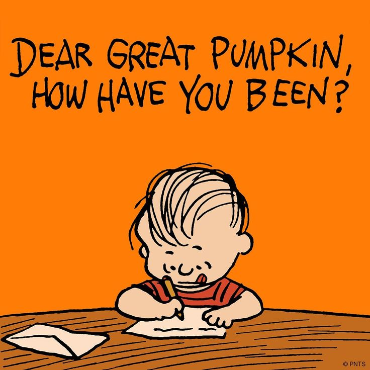 How have you been?! 🎃