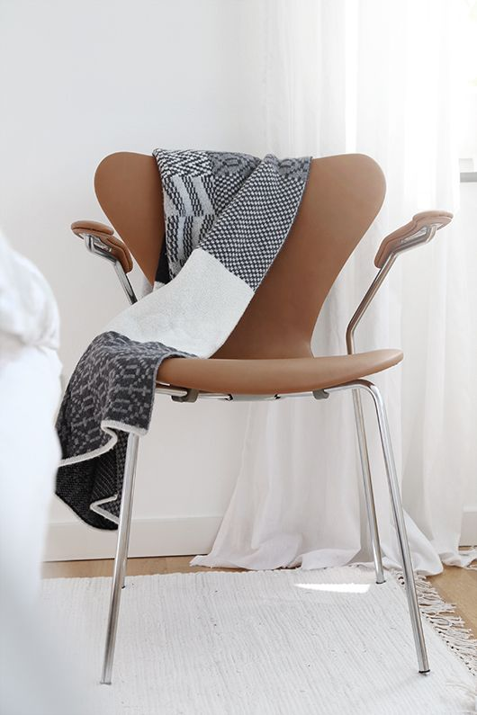 fritz Hansen armchair