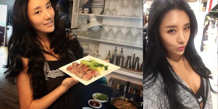 1:1:1:2比例的五穀飯!韓國美女健身教練Jung Areum瘦身飲食控制法