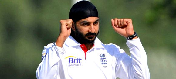 Left-arm spinner for England, Monty Panesar was fined for urinating in public outside a nightclub in Brighton. The role model for young British Asians has since apologised for his misconduct.