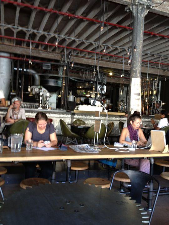 Truth Coffee HQ in iKapa, Western Cape