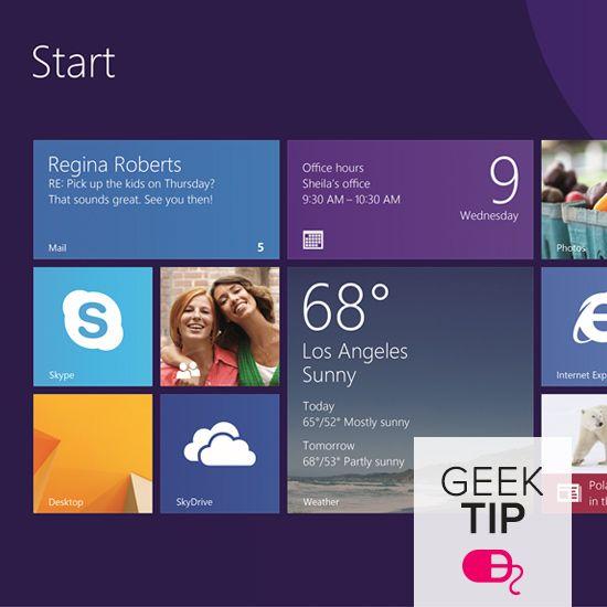 Windows 8.1 Tips and Tricks   POPSUGAR Tech