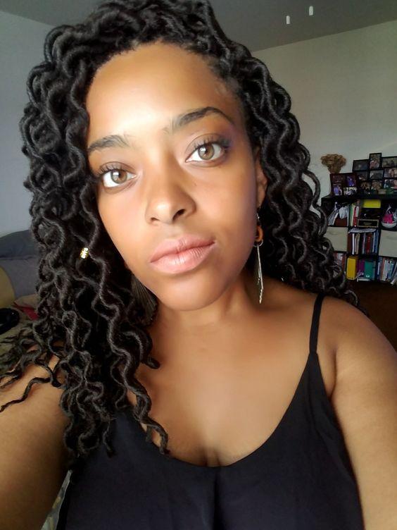 Best 25+ Crochet braids straight hair ideas on Pinterest ...