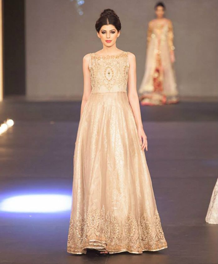 Zara Shahjahan Latest Bridal Collection 2016-2017   BestStylo.com