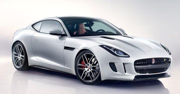Jaguar F Type Coupe Ein Preis Von 65 000 En Los Ee Uu Sam