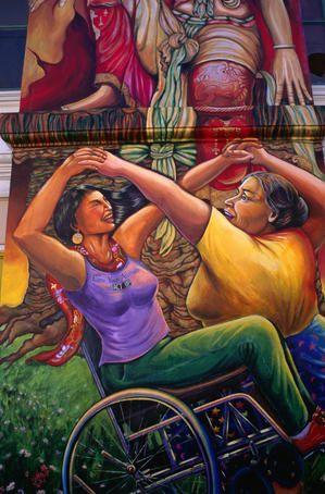 What to do in San Francisco: tips for every taste    Photo: Murals in the San Francisco Mission - San Francisco, California