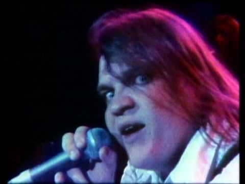 Meatloaf - You Took The Words Right Out Of My Mouth - appropriately playing the first time I ever kissed my husband