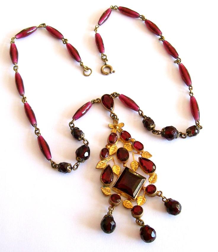 Eastern European 1920 S Jewelry Creative Thinking
