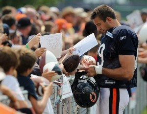 Matt Spaeth, Chicago Bears