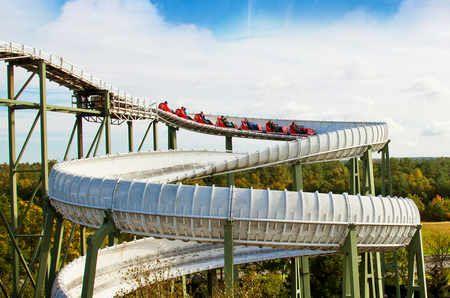 Bobbahn | Heide Park Resort