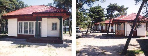 Ośrodek Wypoczynkowy GAJA Rowy - domki letniskowe Rowy, FAM Rowy