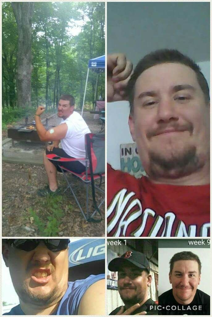 Hey y'all my name is Jason and this is my Thrive Experience!  I'm a delivery driver for a beer distributor and I work long hours in the heat and cold. Before Thrive I would come home after work and shut down and not interact with my family. I got to the point where I considered myself to be a poor excuse of a father and husband.   Now I'm 11 weeks into Thrive and from day one my family has seen a change as well as everyone I know. I am so active and energetic. I have lost 23 pounds if not…