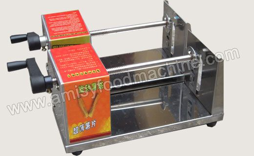 Spiral potato cutter is specialized in making twist potatoes with goodtaste and novel shape.Manual operation, good choice for snack street vending!
