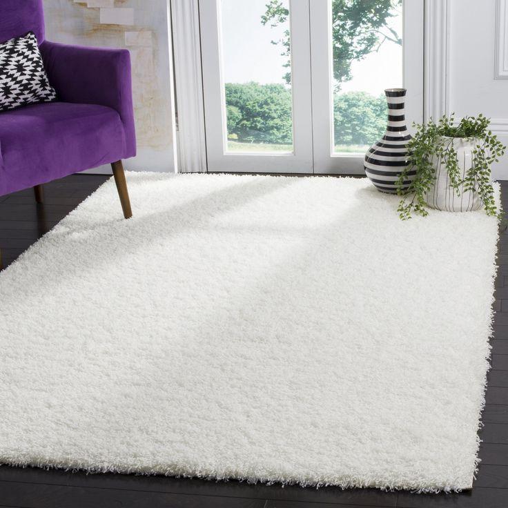 Best 25+ White shag rug ideas on Pinterest