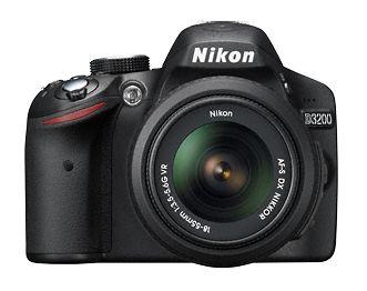Test du Nikon D3200 partie n°1